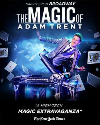 The Magic of Adam Trent